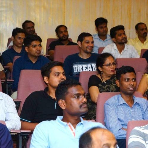Vibrant Redhat Alumni Techmeet 3