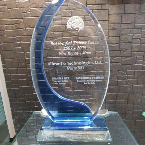 redhat award 1