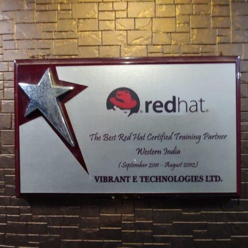 redhat award 4