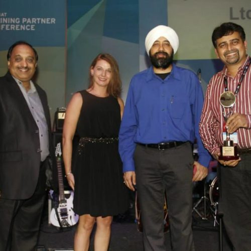 redhat conference award